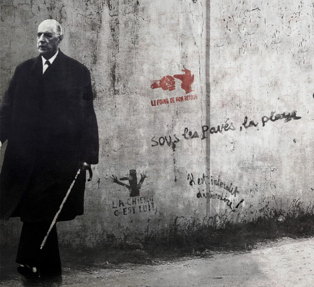 LA RÉVÉRENCE – Mai 68, De Gaulle et moi…