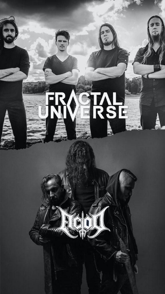 Fractal Universe + AcoD