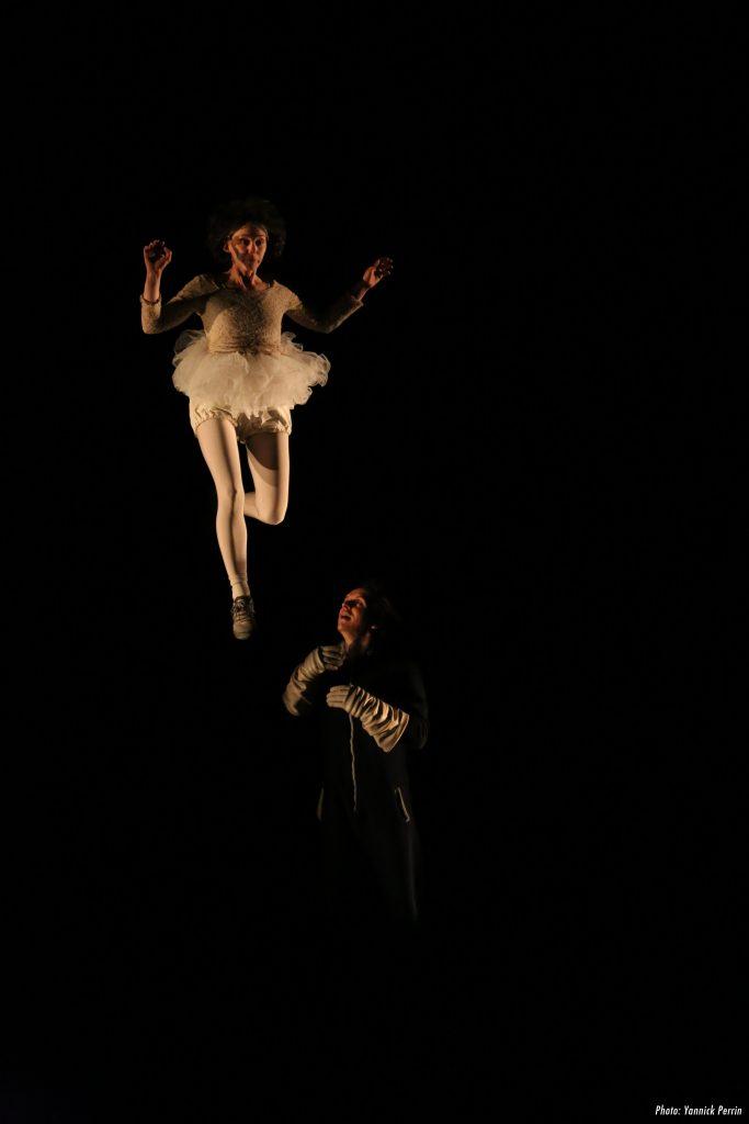 AUX ÉTOILES  Cirque Hirsute