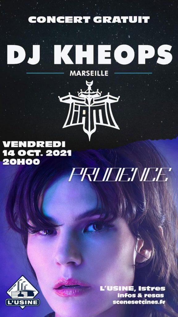 Prudence + DJ Kheops