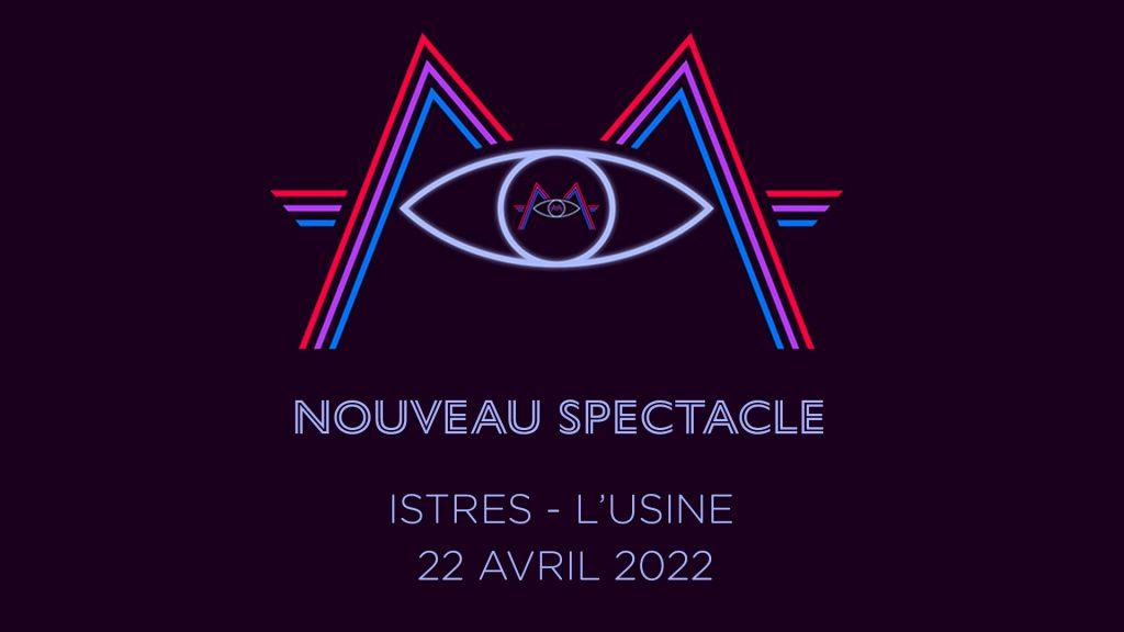-M- : Nouveau Spectacle